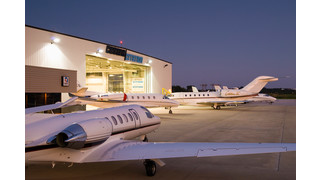 Cessna Celebrates 20th Anniversary of Greensboro Service Center