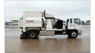 Glycol Recovery Vehicle