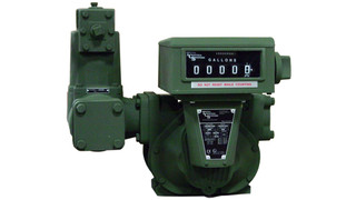 Positive displacement flow meters