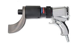Control High Torque Fast, Accurately and Safely With Snap-on Industrial's New Pneumatic Torque Wrenches