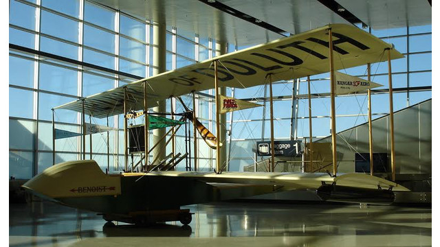 Duluth International Airport Showcases The Lark of Duluth