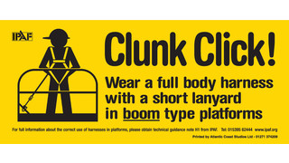 IPAF Members Launch Clunk Click in Singapore