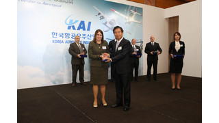 LORD Corporation Receives Elite Supplier Award from Korea Aerospace Industries, Ltd.