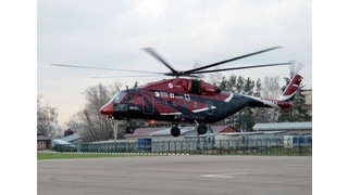 Mi-38 with Russian TV7-117V Engines Makes First Flight