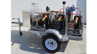 Mobile Fuel Testing System