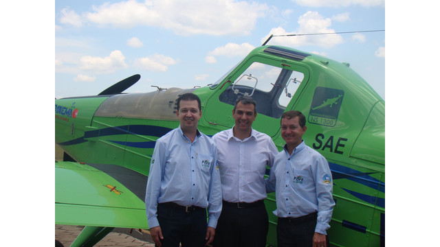 Embraer Delivers 1,300th Ipanema