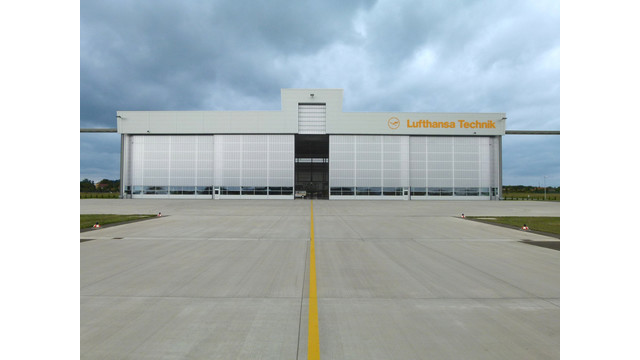 Butzbach Hangar Doors Continue to Expand on the World Market