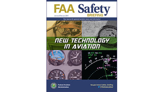 January/February 2014 FAA Safety Briefing