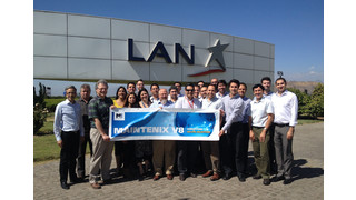 LAN Airlines Goes Live with Upgrade to Maintenix Version 8