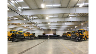 Kansas City International Adds Snow Removal Broom Fleet