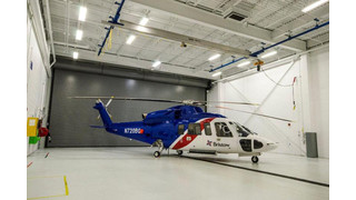 Sikorsky Delivers First Fully Configured S-76D™ Aircraft to Bristow Group for Offshore Oil Service