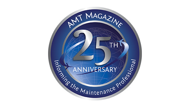 Aircraft Maintenance Technology Turns 25 This Year