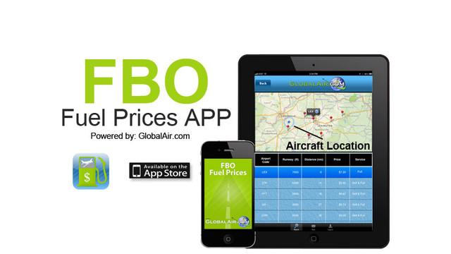 GlobalAir.com Enhances FBO Fuel Prices App