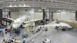 Bombardier Aerospace Confirms Change to its CSeries Aircraft's Entry-into-Service