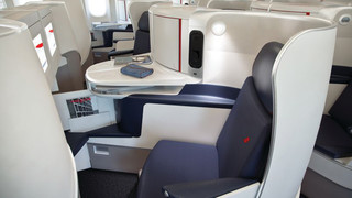 Air France Unveils its New Business Class Seat: a Cocoon in the Sky