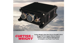New Parvus DuraNET 20-10 Doubles Port Count, Slashes Power Consumption 50%