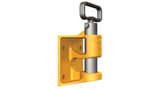 SAF-HOLLAND Introduces New Heavy-duty e-Hitch with Auto-Lock Pin