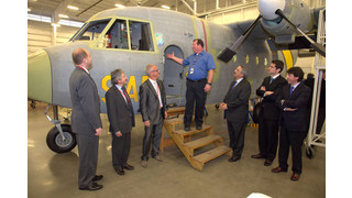 Airbus Group's North American Military Aircraft Unit Expands Repair Facility at Mobile (Ala.) Regional Airport