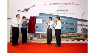 ST Aerospace Inaugurates New Aviation Centre in Singapore