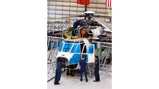 Vector Aerospace Successfully Delivers Fully Refurbished AS332L-1 to Rainier Heli-Lift Inc