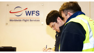 WFS Wins International Cargo Handler Award