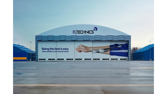 New FL Technics' MRO Centre in Kaunas Welcomes First Clients