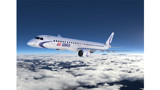 India's Air Costa Places a Firm Order for 50 E-Jets E2s