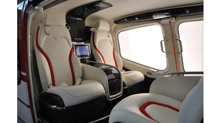 Mecaer Aviation Group Introduces Bell 429 MAGnificent VVIP Interior