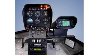 Robinson Introduces Glass Avionics