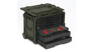 All Weather Mobile Tool Chest