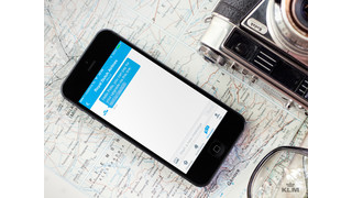 KLM Introduces Payment via Facebook and Twitter
