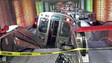 'Miracle' No Deaths In Chicago Airport Train Crash