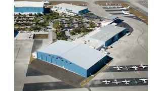 Lemartec Wins National Honor for Design, Construction of Miami Executive Aviation Facility