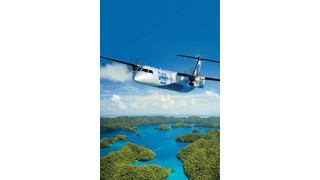 Bombardier Q400 NextGen Airliner Kicks off Latin American Tour at the FIDAE Air Show in Chile