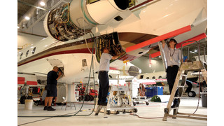 Designing and Developing the Best in Class Business Aircraft
