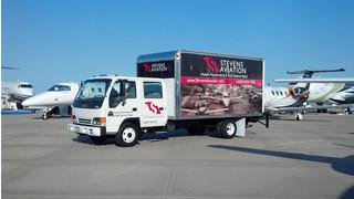 Stevens Aviation Establishes Permanent Mobile Maintenance Unit At Centennial Airport in Denver, CO