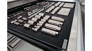 Tool Organizer Makes An 'Impression'