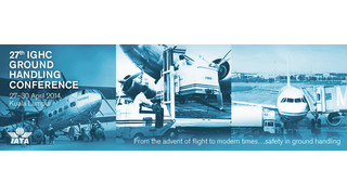 IATA To Hold 27th Ground Handling Conference
