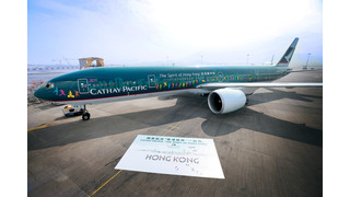 PPG Aerospace Coatings Add Character to Cathay Pacific Special Livery