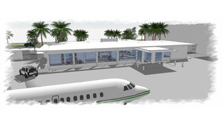 Signature Flight Support Licenses Blue Heron Aviation Ltd's New FBO in the Turks and Caicos Islands