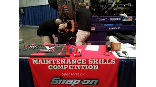 The William O'Brien Award for Excellence in Aircraft Maintenance, Presented By Snap-on, Is Back Up For Grabs at AviationPros LIVE, March 25-26, in Las Vegas