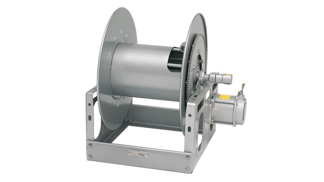 Heavy-duty Hose Reel