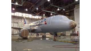 Boeing Qualification of AkzoNobel Base Coat/Clear Coat System