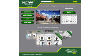 New Victor Technologies Training Site Provides Access To Full Range of Training Resources Without Login