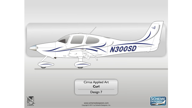 Limited Edition Applied Art™ Now Available for Cirrus Aircraft – AERO Show Special