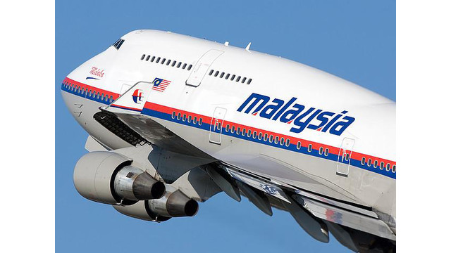 Lessons From Malaysia Airlines Flight 370