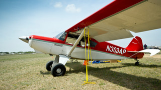 Bearhawk Takes First Place at Texas STOL Roundup