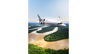 Dassault Announces Ultra Long Range Falcon 8X