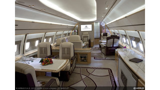 Airbus Corporate Jet Centre Delivers Two Airbus ACJ319 Cabins Managed by Aviation Link