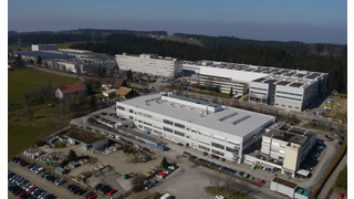 Expansion of Liebherr-Aerospace Lindenberg GmbH: Construction Progress on Schedule